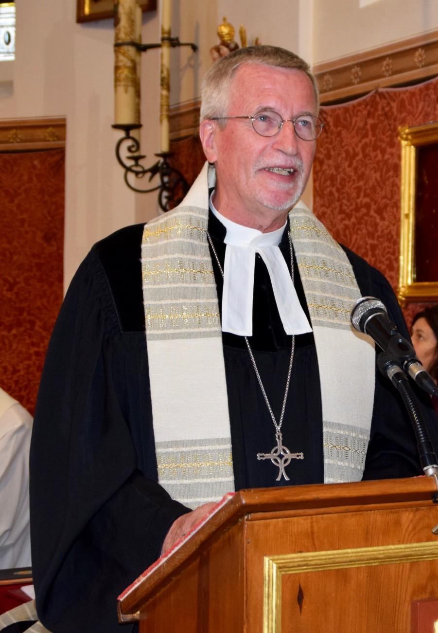 Evangelischer Bischof